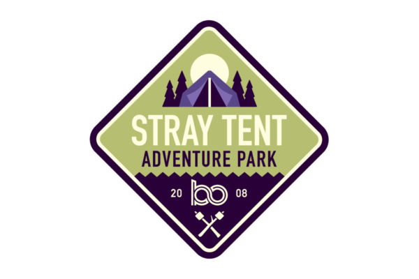 BOGEAR Stray Tent Patch Artwork