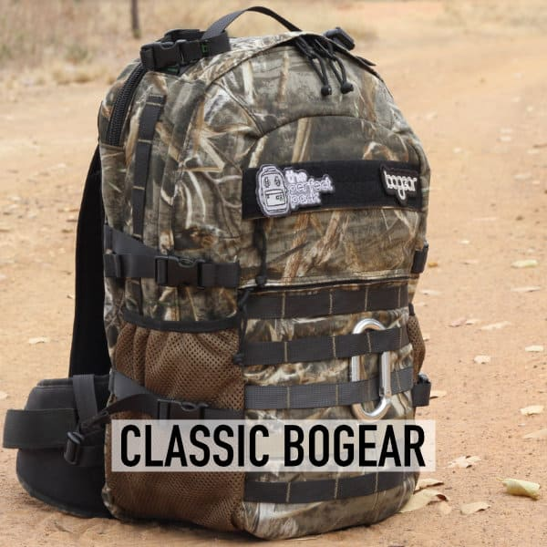 """Classic """"old"""" BOGEAR stock"""