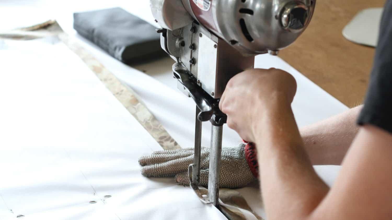 BOGEAR Fabric Cutting