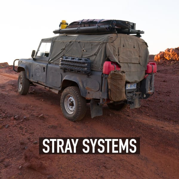 Stray Systems by BOGEAR