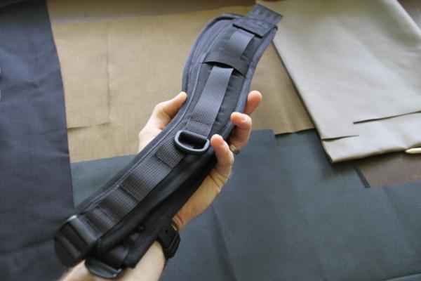 BOGEAR Premade Backpack Shoulder Straps